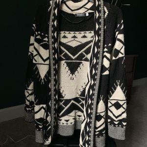 Remel London Cardigan Sweater